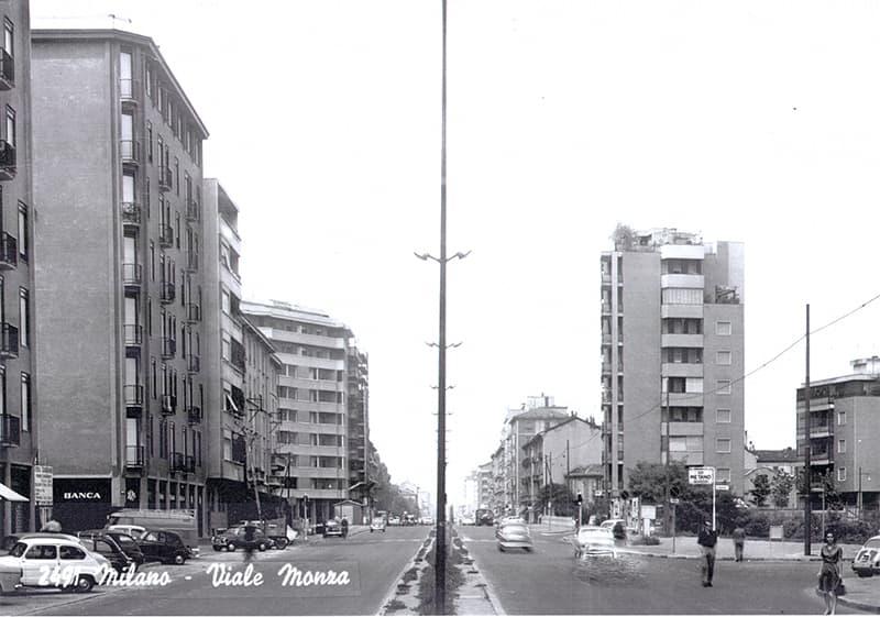 Archivio Bont Viale Monza Petrocchi 1965