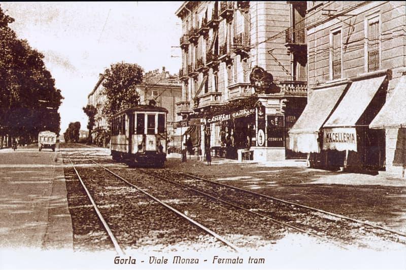 GORLA FERMATA TRAM V.LE MONZA