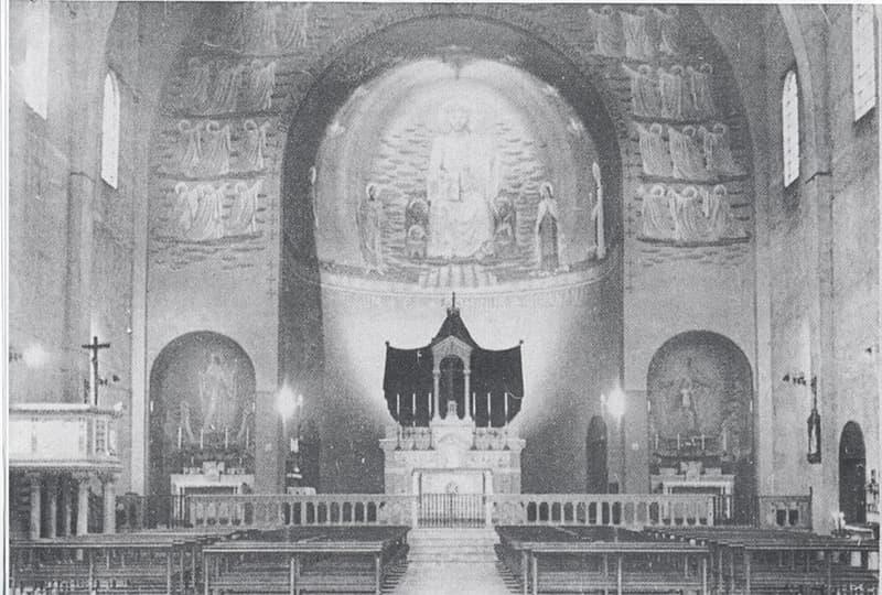 Chiesa S. Teresa abside