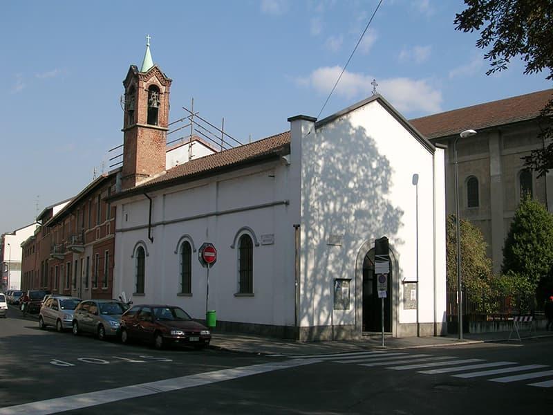 La Chiesetta di San Bartolomeo